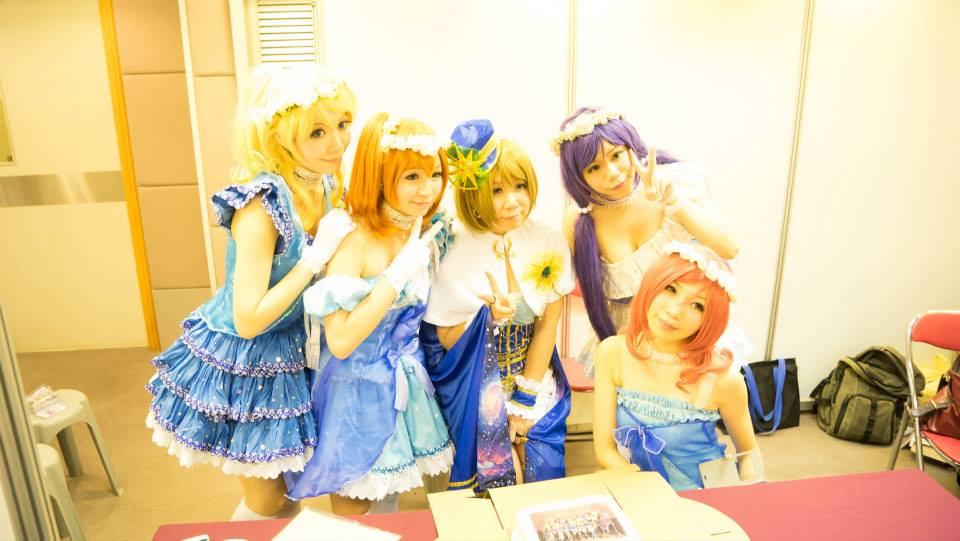 Cosplay舞團 V-Project